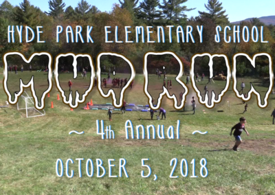4th Annual Mud Run, 2018