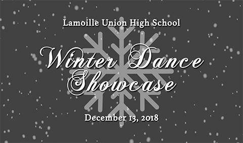 Lamoille Union High School Dance, Winter 2018
