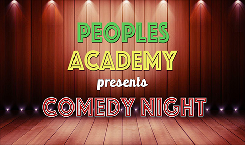 People Academy Presents Comedy Night, 2019