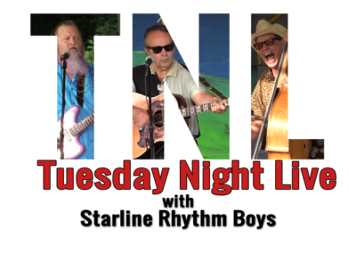 Tuesday Night Live, 2018 -Starline Rhythm Boys