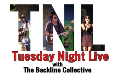 Tuesday Night Live, 2018 – The Backline Collective