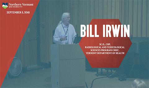 Current Topics in Science Series, Bill Irwin