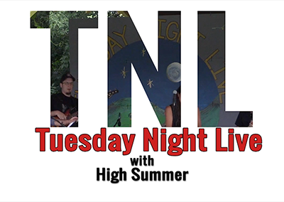 Tuesday Night Live, 2018 – High Summer
