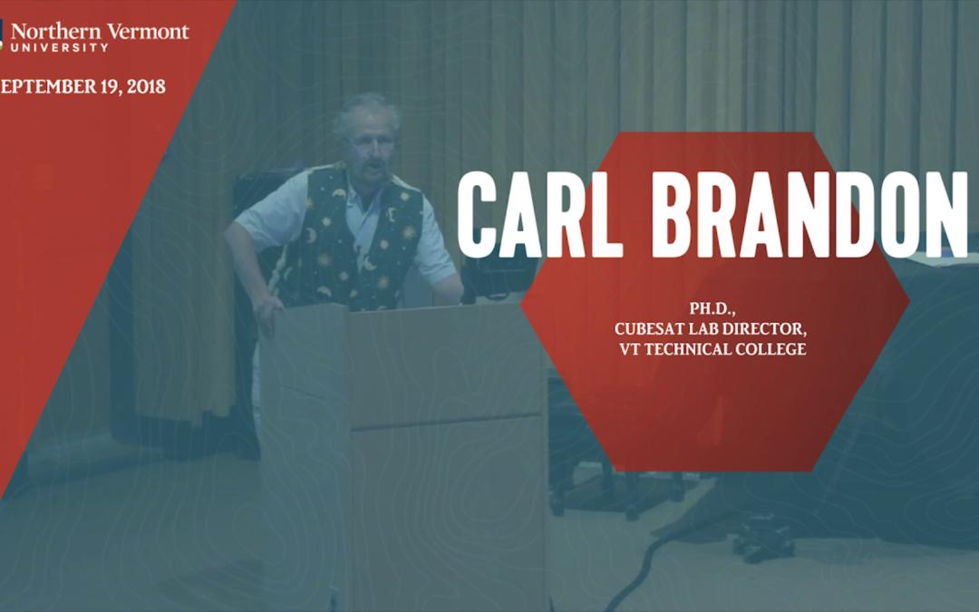 Current Topics in Science Series, Carl Brandon, Ph.D.