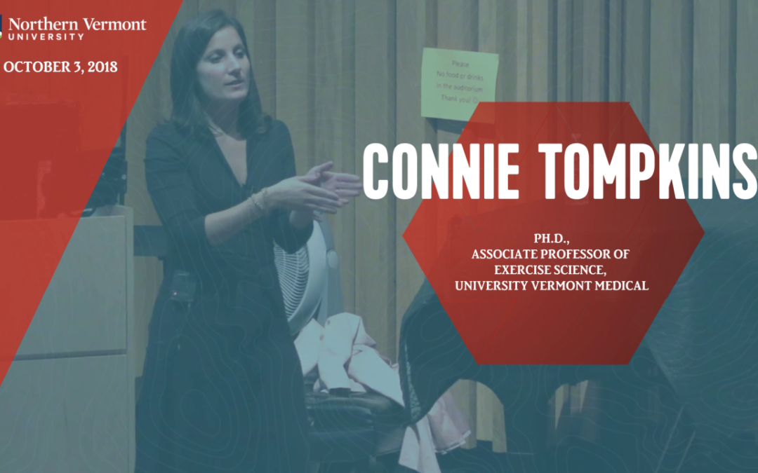 Current Topics in Science Series, Connie Tompkins, Ph.D.