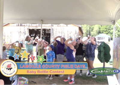 Field Days, 2019 – Baby Bottle Contest
