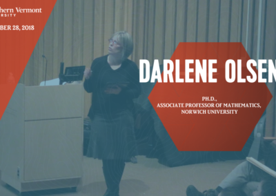 Current Topics in Science Series, Darlene Olson, Ph.D.