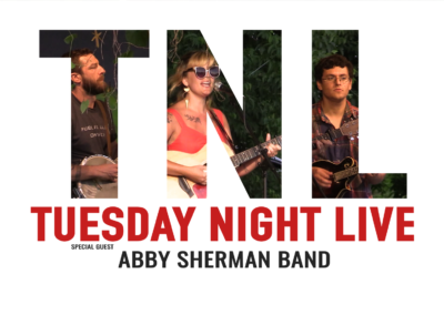 Tuesday Night Live, 2019 – Abby Sherman Band