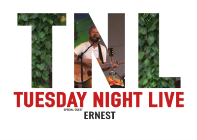 Tuesday Night Live, 2019 – Ernest