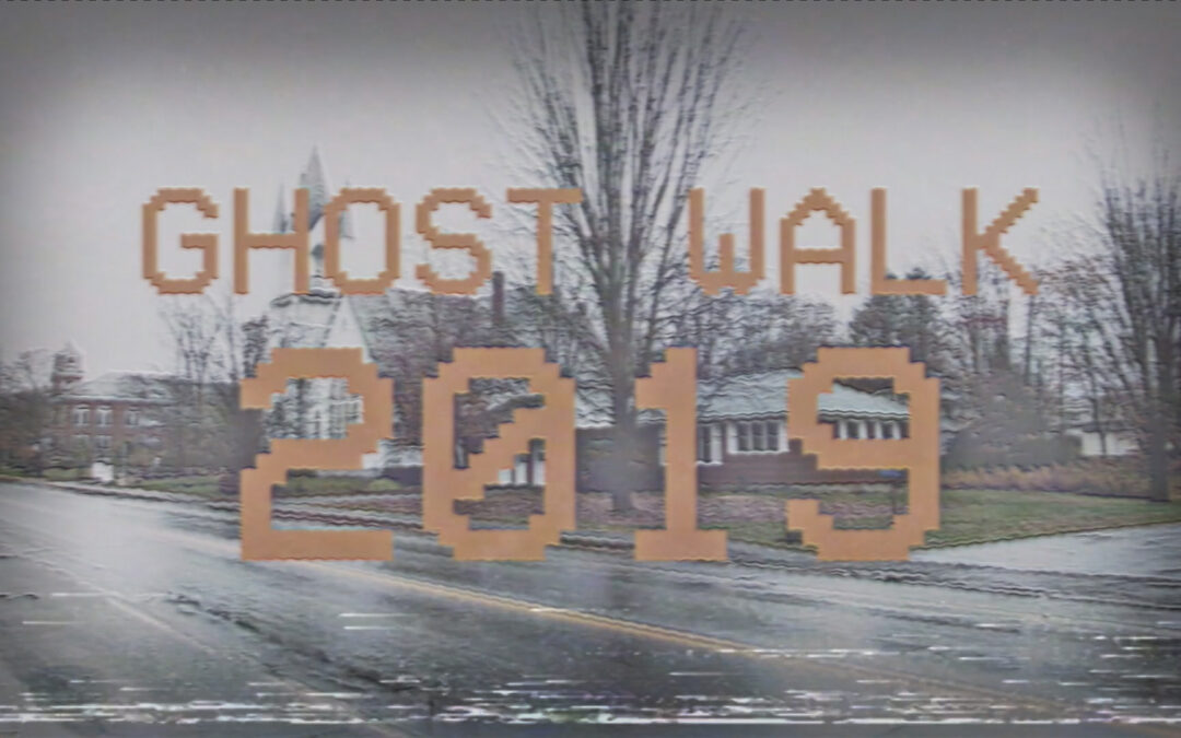 Hyde Park Elementary Ghost Walk, 2019