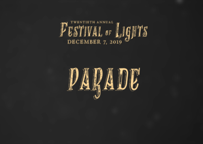 Festival of Lights, 2019 – Parade