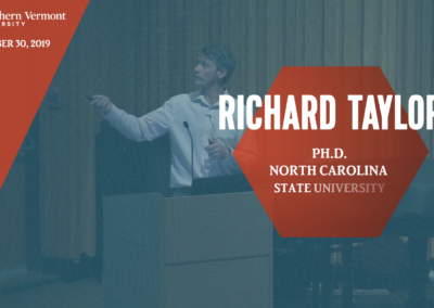 Current Topics in Science Series – Richard Taylor, Ph.D